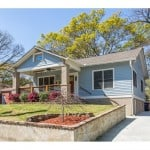 484 Glen Iris Drive, Atlanta GA 30308 - Old Fourth Ward Bungalow For Sale