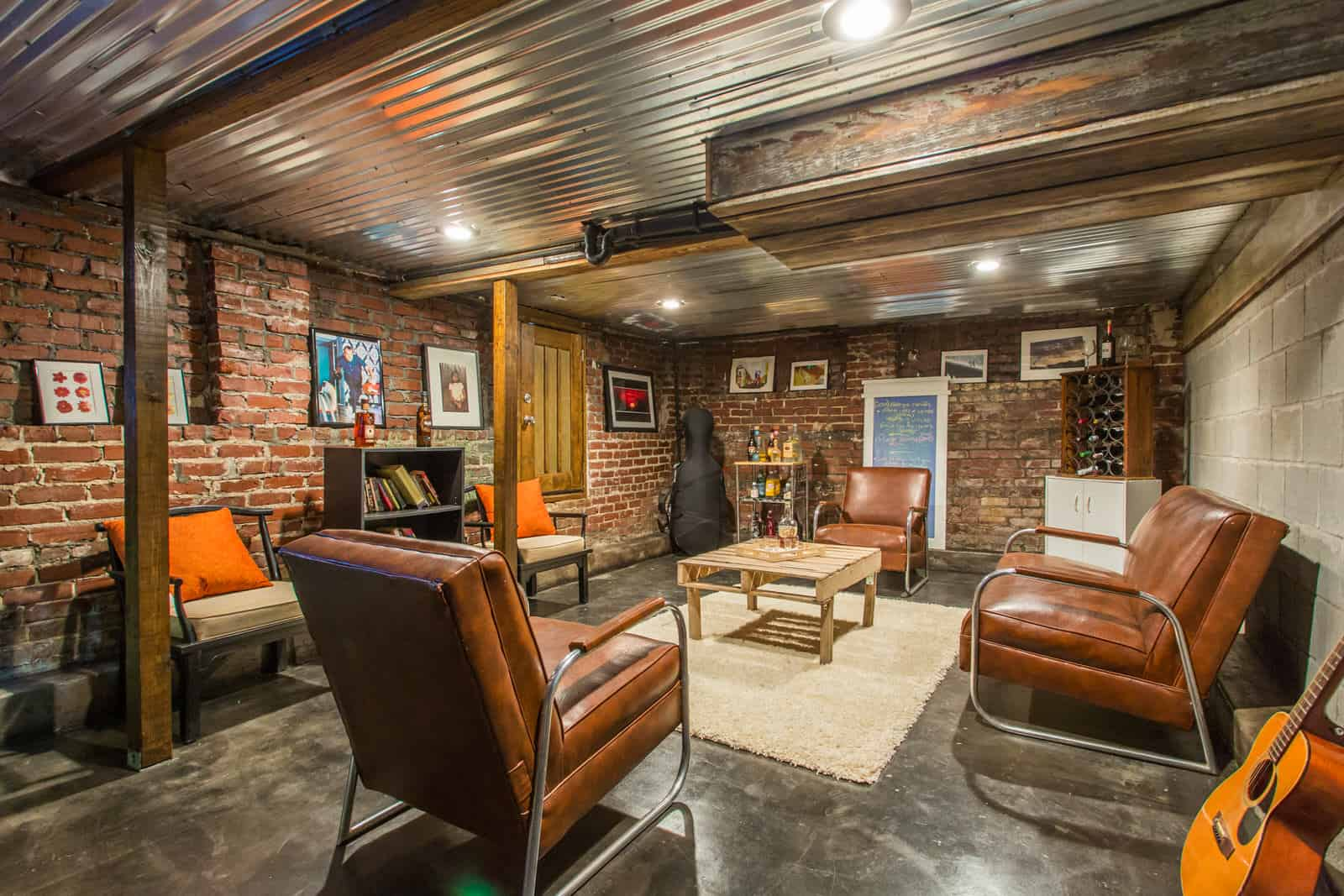 Atlanta Old Fourth Ward Bungalow For Sale 525 000