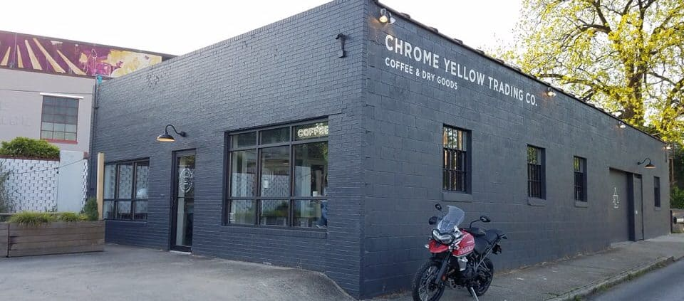 Best Atlanta Coffee Shops - Chrome Yellow - favorite Atlanta coffee shops