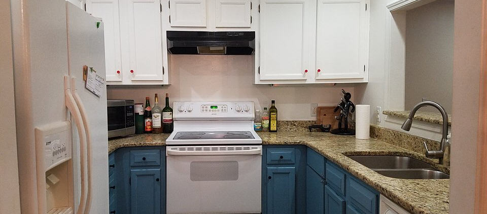 One Bedroom Condo At The Oaks Of Dunwoody - Kitchen