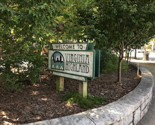 Virginia-Highland homes for sale