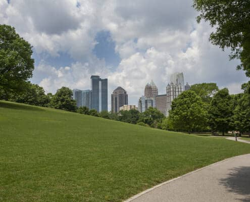 Midtown Atlanta Real Estate - Midtown Atlanta Homes For Sale - Midtown Atlanta Condos For Sale - Piedmont Park - Best Atlanta Properties