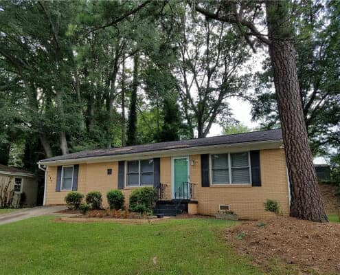 Rental home in Boulevard Heights Atlanta, GA