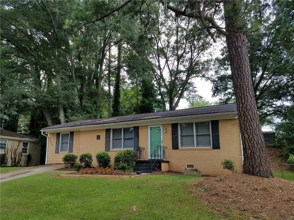 Rental Home Near The Atlanta Beltline Best Atlanta Properties