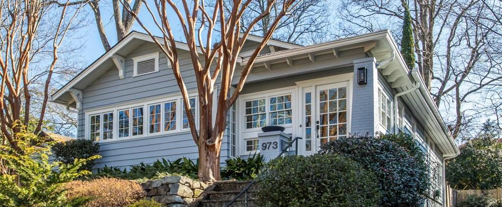 973 Todd Road - Virginia Highland Bungalow For Sale