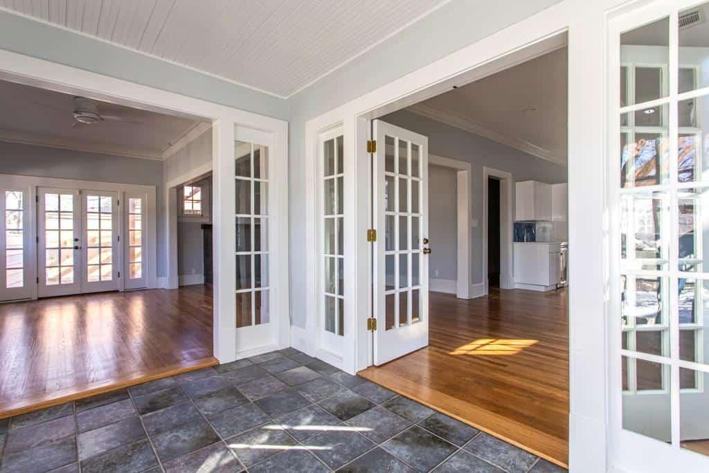 Front foyer - Virginia Highland bungalow for sale - 973 Todd Road, Atlanta, GA 30306
