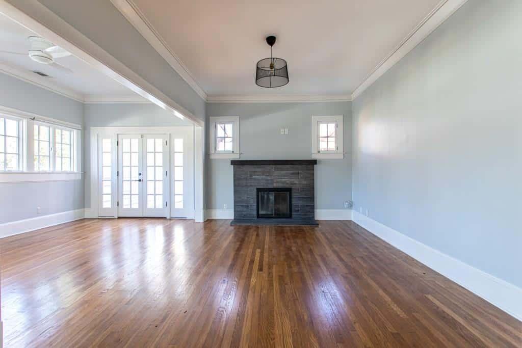 Living area - Virginia Highland bungalow for sale - 973 Todd Road, Atlanta, GA 30306
